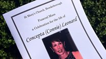 Connie was a 'great mother, great sister'