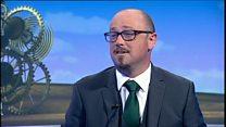 'Greens progress slower in Wales'