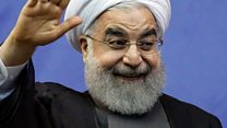 Iran president's has quite a to-do list