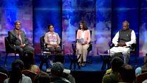 रमेश लेखक, महेन्द्र यादव र विन्दा पाण्डेसँग