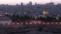 هل يحمل ترامب مبادرة جديدة لحل الصراع الفلسطيني الإسرائيلي؟