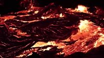 Вражаючі кадри виверження вулкану на Гаваях