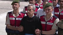 Turkey parades coup suspects on trial
