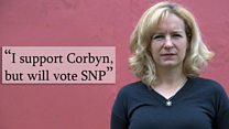 'I support Corbyn, but will vote SNP'