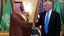 أبرز صفقات  القمة السعودية الأميركية