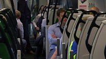 Electric trains arrive in Maidenhead