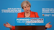 May faces press over 'U-turn'