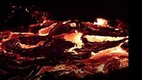 بركان كيلويا الأكثر نشاطا فى العالم
