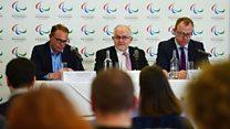 ТВ-новости: ультиматум Международного паралимпийского комитета Москве