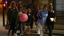 مانچیسٹر دھماکہ: 'میرا دل ٹوٹ گیا ہے'