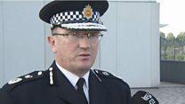 """رئيس شرطة مانشستر """" هذا هجوم إرهابي"""""""