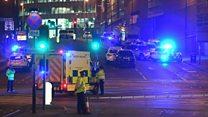 Aberdeen concert goers tell of terror