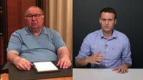 Усманов против Навального: YouTube-баттл