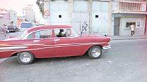 السيارات الكلاسيكية تغادر المتاحف لتجول شوارع هافانا