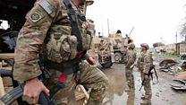 هفت ماه نبرد در موصل؛ فرماندهان عراقی میگویند پایان جنگ نزدیک است