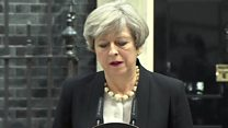 Theresa May on Manchester attack