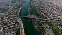 """Битва проти """"ІД"""" у Мосулі – знята з повітря"""