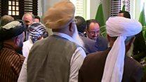 حذف عبدالله عبدالله  از رهبری حزب جمعیت اسلامی