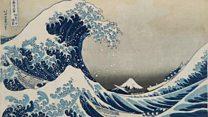 موج عظیم دویست ساله ژاپنی؛ چشمها را خیره کرده
