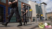 Manchester attack: 'Chaos, just absolute carnage'