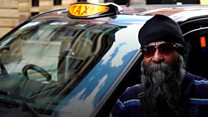 Cabbie: 'They were in tears, panicking'