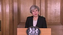 May: 'A further attack may be imminent'