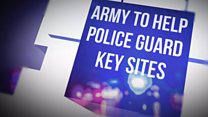 UK on critical alert for only third time