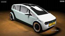 هل تستطيع قيادة سيارة مصنوعة من النبات؟