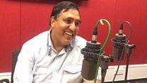 राजनीतिशास्त्री हरि शर्मासँग