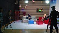 အာဖဂန်နစ္စတန်က အမျိုးသမီး သီးသန့် တီဗီ