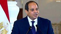 السيسي يؤكد عدم تدخل بلاده في السودان