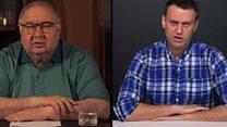 Битва блоггеров: Навальный против Усманова-2