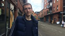 Manchester attack homeless 'hero' offered place to live