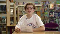 Schoolgirl to read poem for Obama