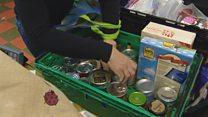 Are Scottish nurses using food banks?