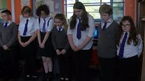 Wales remember Manchester victims