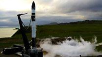 В Новой Зеландии впервые осуществлен запуск ракеты
