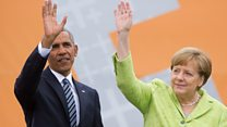 Merkel and Obama grieve for Manchester