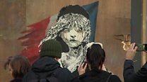 လန်ဒန်က ဂရပ်ဖီးတီ မြို့ပြအနုပညာ