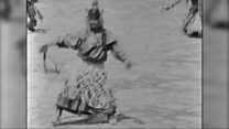The earliest known film of Tibet from 1922