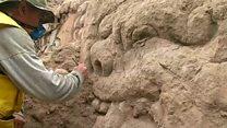 اکتشافات جدید باستانشناسی در پرو