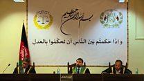 معرفی تعدادی از کارمندان شهرداری کابل به دادستانی