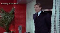 The best bits of Roger Moore as Bond