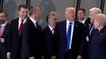 北約會談:特朗普何以推开黑山总理?