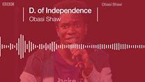 Declaration of Independence, de Obasi Shaw