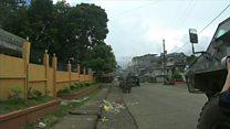 Philippines truy quét chiến binh Hồi giáo