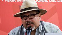 """""""Autocensurarse ahora es resistir, pelear"""", fragmento de una entrevista con el periodista mexicano asesinado Javier Valdez"""