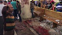 الهجمات التي استهدفت أقباط مصر