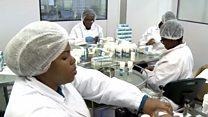 အာဖရိက နိုင်ငံတွေက ဆေးဝါးထုတ်လုပ်ရေး