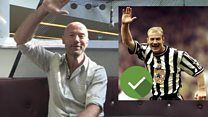 How well does Alan Shearer REALLY know the FA Cup?